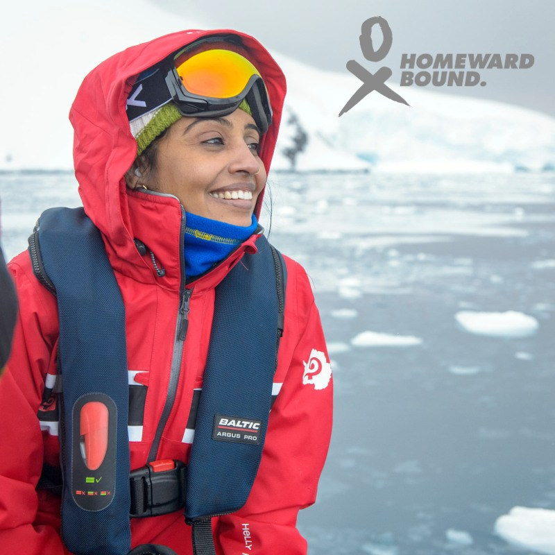 Homeward Bound Women in Science Initiative