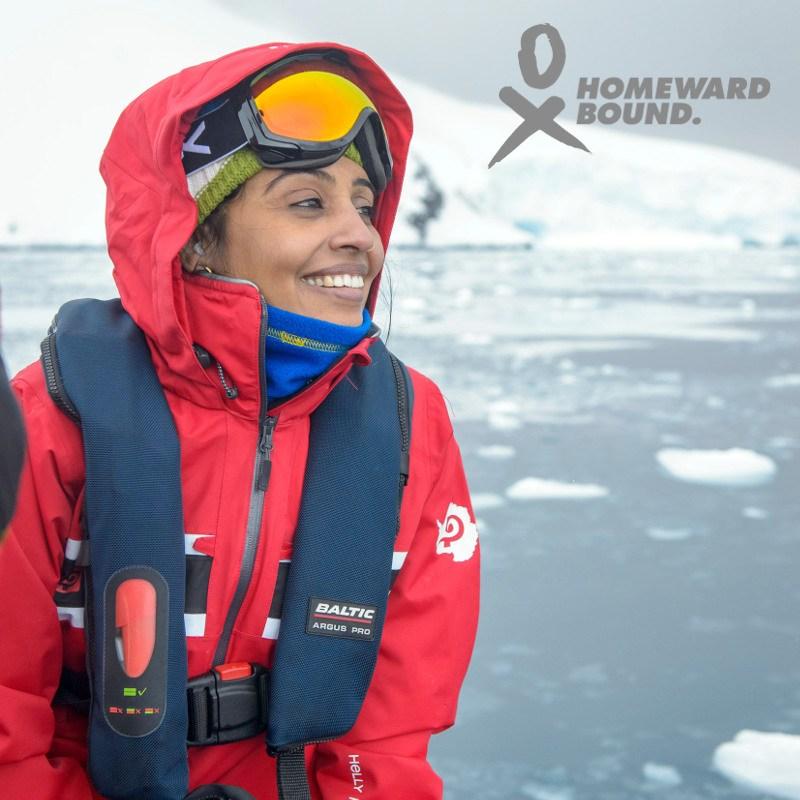 Homeward Bound Women in Science Initiative