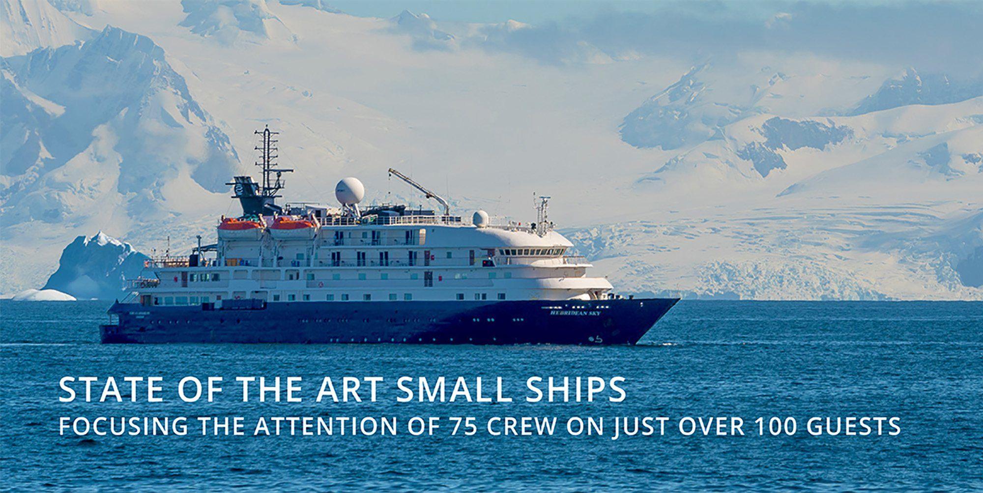 Polar Latitudes Antarctic Cruise