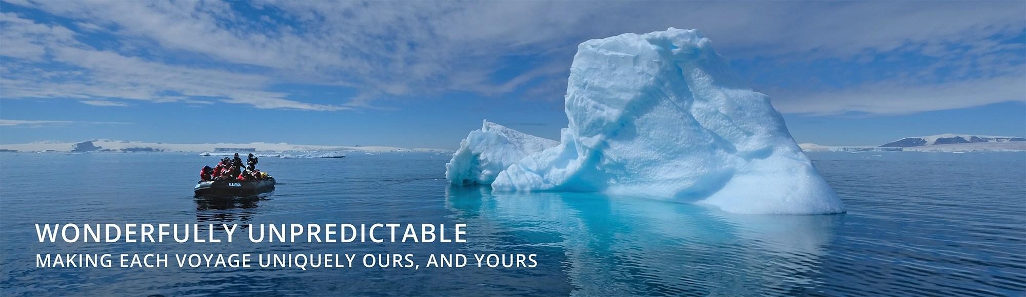 Polar Latitudes Antarctic Cruises