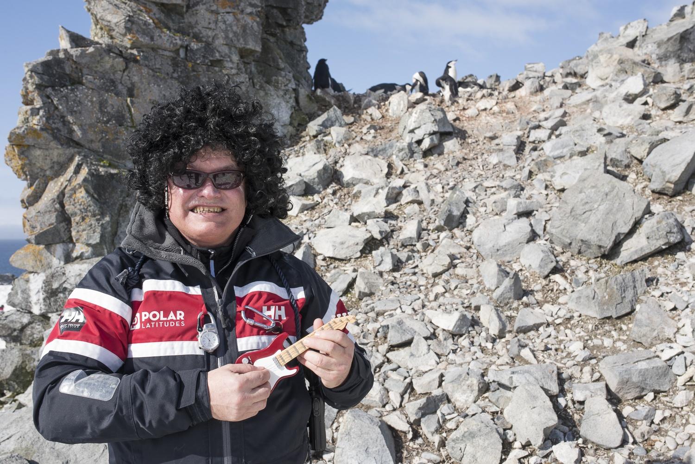 Expedition Leader Hannah